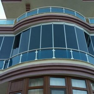 cam balkon modelleri